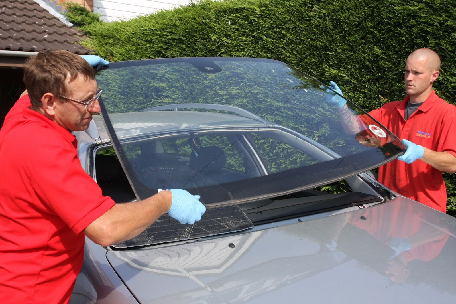 Repair your Windshield