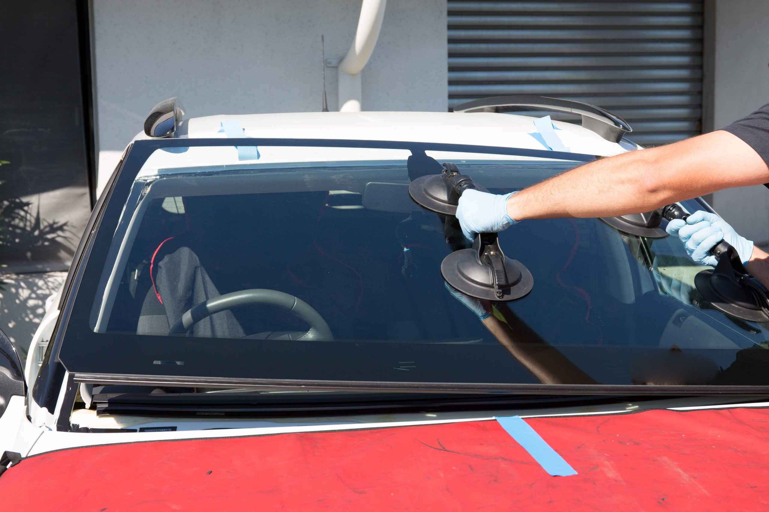 Steps To Be followed While Applying For Windscreen Insurance Claim